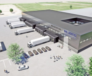 Logicenters Signs Lease with BHS Logistics in Køge