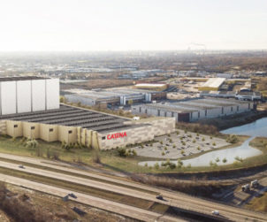 Catena's Plans for Logistics Position Outside Malmö Takes New Step