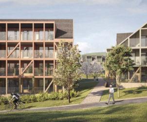 Peab to Build Residential Units in Kongsberg