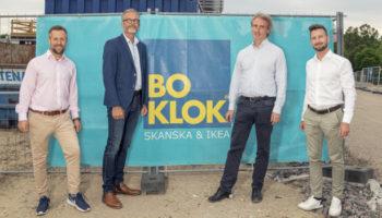K-Fastigheter and Boklok to Develop Rental Apartments