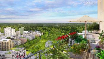 Balder Makes Plans for a New District in Kungens Kurva