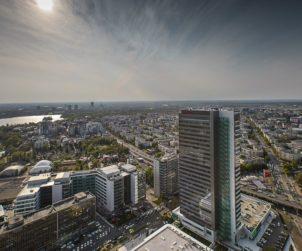 ROMANIA Ferrero takes more in Globalworth Tower