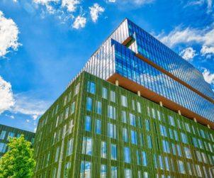 Poland Nowy Rynek building D opens