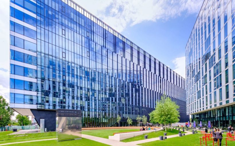 ROMANIA Two Campus 6 buildings sold for EUR 97 mln