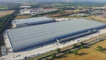 Amazon fulfilment centre in Bardon sells for £161m