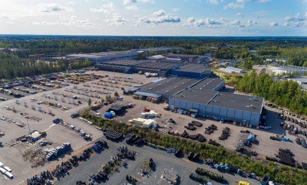 Barings acquires logistics asset in Helsinki for €86m