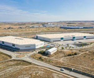 Barings sells two warehouse assets near Madrid for €40.6m