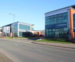 Liverpool's Connect Business Village Fully Let