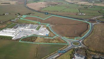 IPUT buys 64 acre logistics development site near Dublin Airport