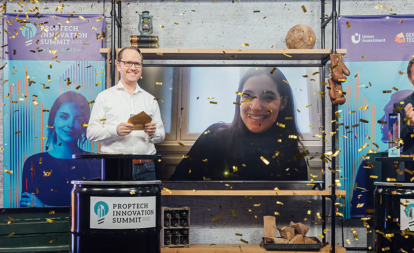 French company Wishibam wins international PropTech Innovation Award 2021