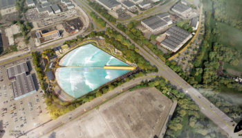 Plans for £60M Surfing Complex Submitted to Trafford Council