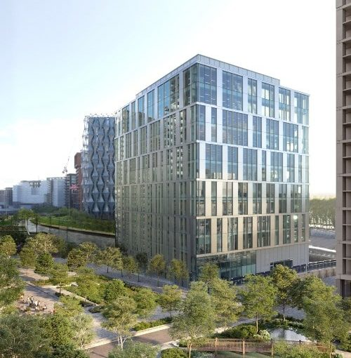 Kennedy Wilson buys London office building for $252m