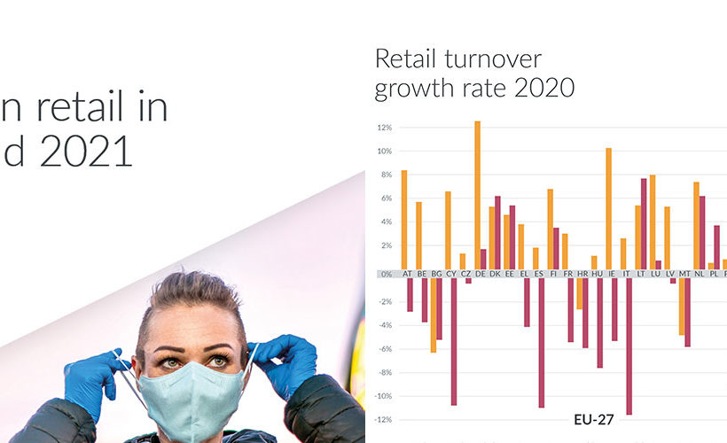 GfK study: European retail in 2020 and 2021
