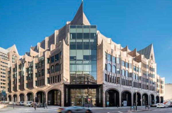 Suntec REIT expands its footprint in London with office building acquisition