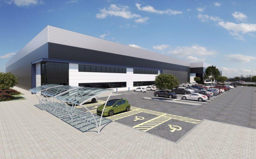 Brand New Major Midlands Industrial Park Unveiled