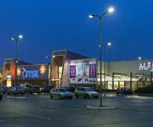 Valdeka Shopping Centre in Jelgava, Latvia – Sold