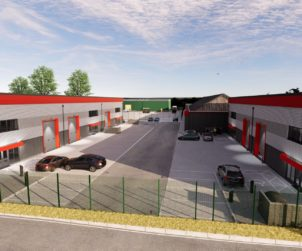 Travis Perkins Secures New Woodley Warehouse