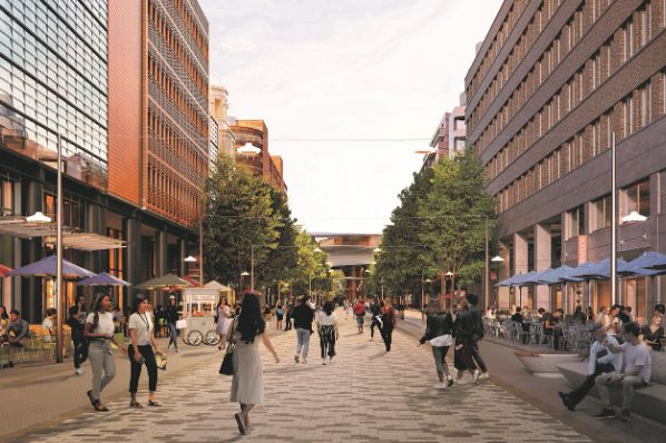Brookfield Properties unveils plans for Potsdamer Platz redevelopment (DE)