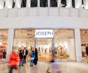 Joseph opens new O2 Icon Outlet store (GB)