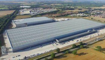 Savills IM acquires Amazon fulfilment centre in Bardon for €186.4m (GB)