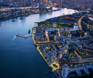 Cain International provides €198.8m facility for Deanston Wharf scheme (GB)