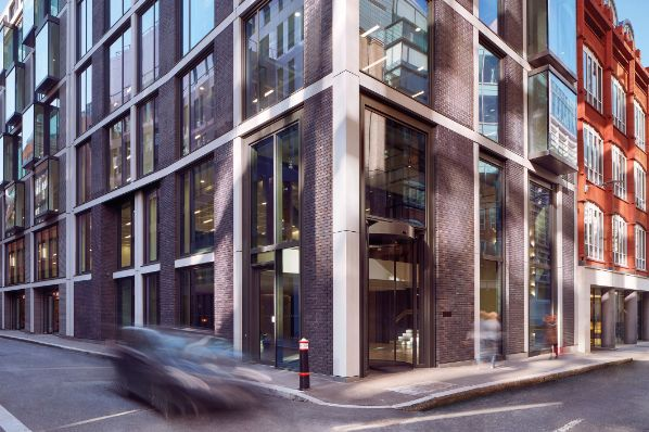 Deka Immobilien acquires London office property for €138m (GB)
