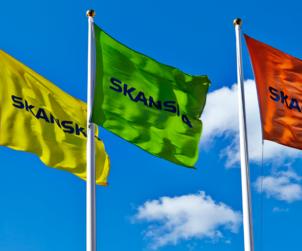 skanska-flags