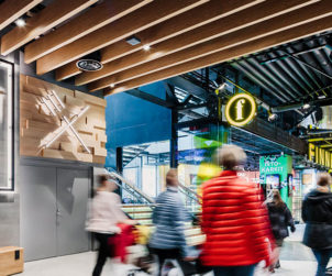 Iso Omena strengthens its position as number one shopping center in Espoo (Finland)