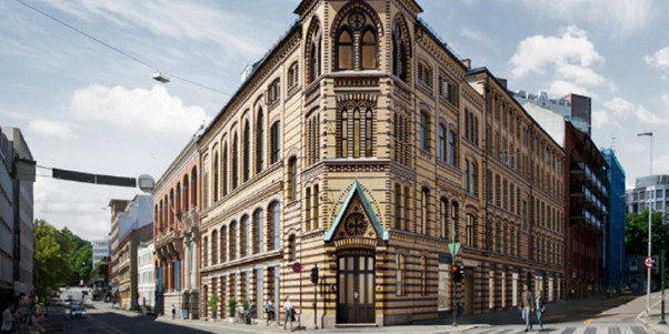 Capman Sells Office Property in Oslo to SiO