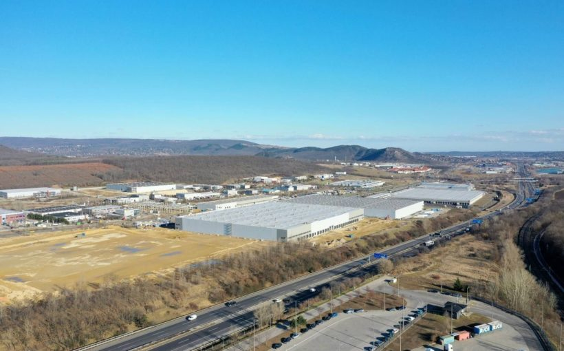 Hungary CTP now Hungary's biggest warehouse developer