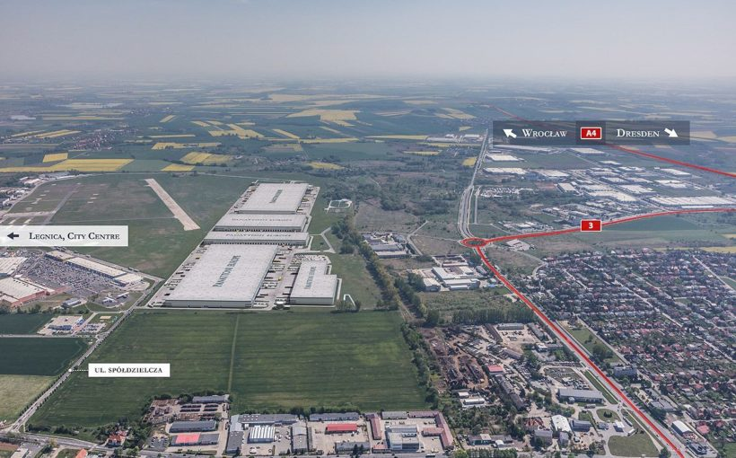 POLAND Panattoni leases in Legnica to electronics recycler
