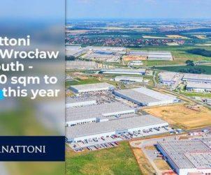 Poland Panattoni builds again near Wrocław