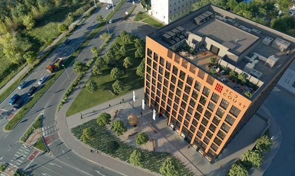 CZECH REPUBLIC Red Court added to Rustonka