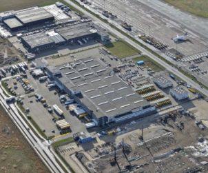 AEW buys airside logistics asset at Copenhagen airport