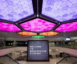 Manchester Airport's New Terminal Two Opens for Business