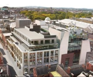 Hines fund buys mixed-use asset in Dublin