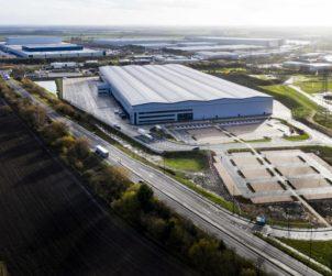 Major Let Secured at Massive Doncaster Industrial Development