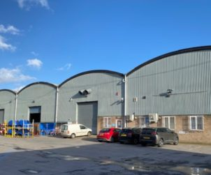 Deroma Spa Leases 44,000 SQ FT Gloucester Warehouse