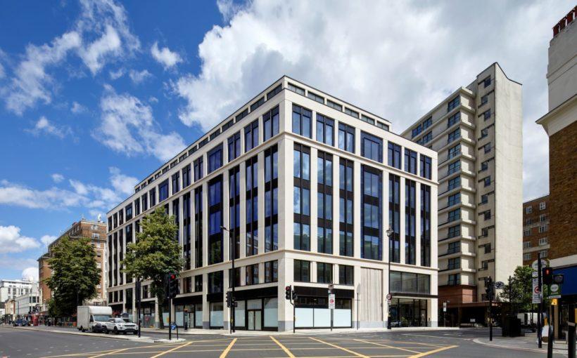 44,500 SQ FT Marylebone Office Fully Let