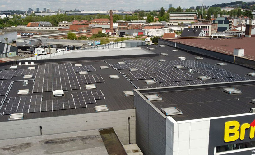 Redevco's Project Solar picking up pace: 28,000 solar panels installed at Belgian retail parks by the end of this year