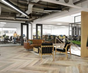 Westfield London Signs New Co-Working Space