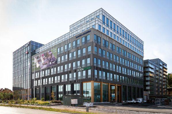 Castellum acquires Swedish office complex for €100m