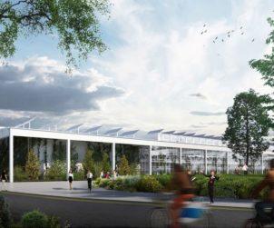 Novaston Presents a New Business and Logistics Center in Novi Sad